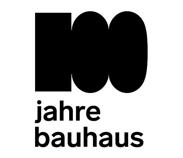 Logo Bauhaus 100