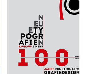 Buchtitel_Neue Typografie_Bauhaus