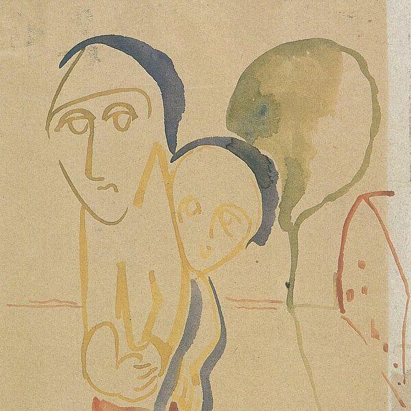 """Ausstellung """"Entdeckungsreise ins Unbekannte. Kurt W. Streubel zum 100."""