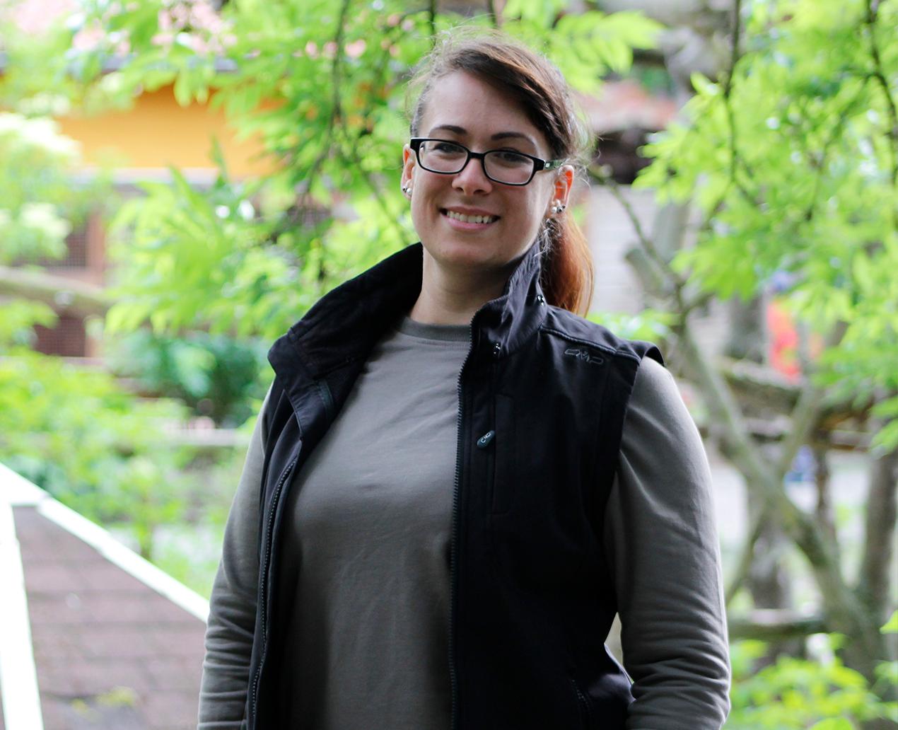 Neue Tierparkleiterin Constanze Mattes